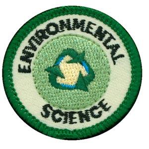 Environmental Science Merit (Green)