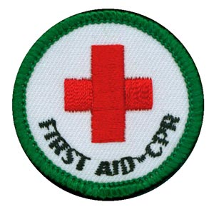 First Aid—CPR Merit (Green)