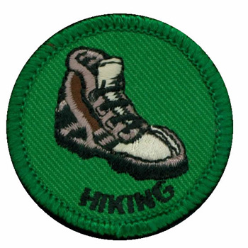 Hiking Merit (Green)