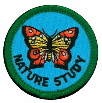 Nature Study Merit (Green)