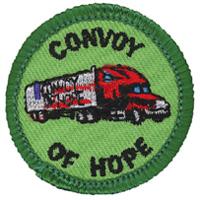 Convoy of Hope Merit (Green)