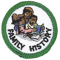 Family History Merit (Green)