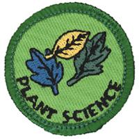 Plant Science Merit (Green)