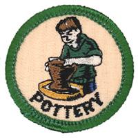 Pottery Merit (Green)