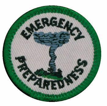 Emergency Preparedness Merit  (Green)