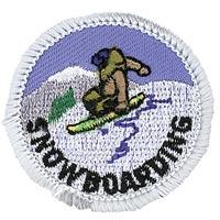 Snowboarding Merit (Silver)