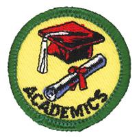 Academics Merit (Green)