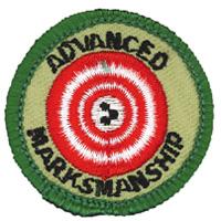 Advanced Marksmanship Merit (Green)