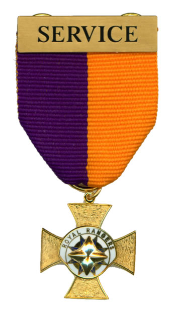 Outpost Service Medal