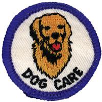 Dog Care Merit (Blue)