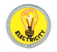 Electricity Merit (Silver)