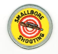 Smallbore Shooting Merit (Silver)
