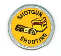 Shotgun Shooting Merit (Silver)