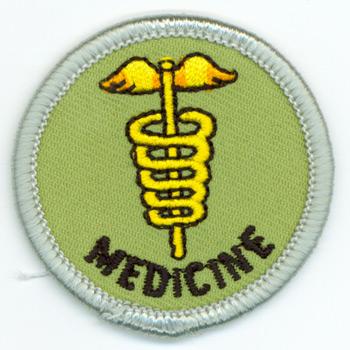 Medicine Skill Merit (Silver)