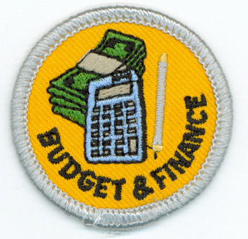 Budget and Finance Merit (Silver)