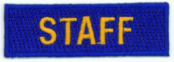 Royal Rangers District Staff Patch