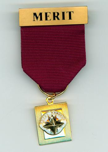Royal Rangers District Medal of Merit - Medal