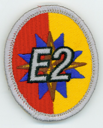 Expedition Rangers E2 Award Patch