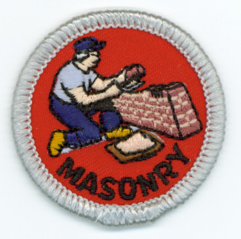 Masonry Merit (Silver)