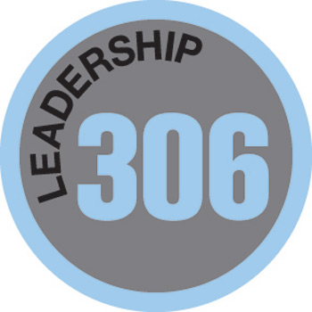 Leadership 306 Merit Patch (Blue)