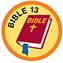 Bible Merit #13 (Orange)