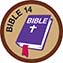 Bible Merit #14 (Brown)