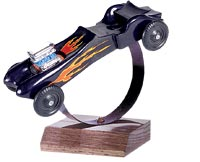Racer Display Stand