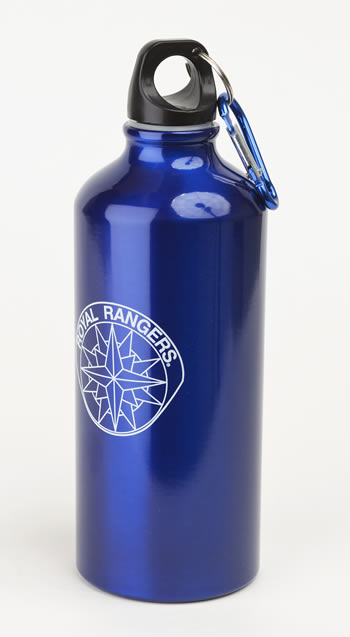 Royal Rangers Aluminum Sports Bottle