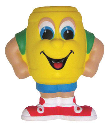 Buddy Barrel Stress Toy