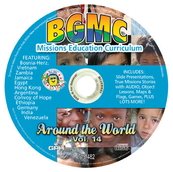 Volume 14-2012 BGMC Missions Manual on CD