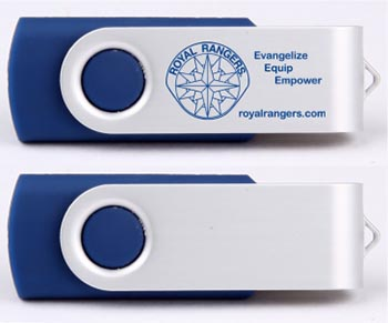 Royal Rangers USB Drive