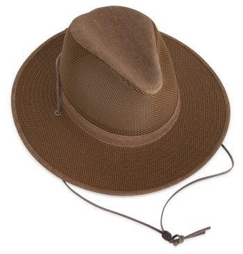 Mesh-top Field Hat Small