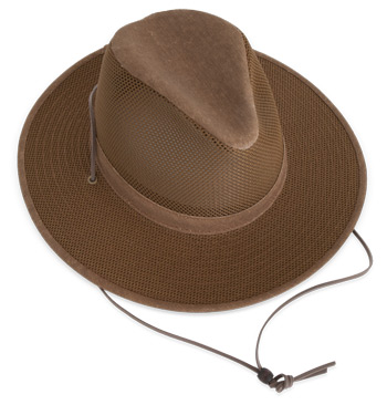 Mesh-top Field Hat XL