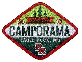 Camporama 2016 Patch