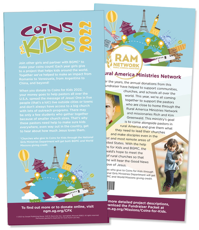 Coins for Kids 2016 Promo Card, Jangdea