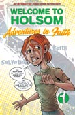 Welcome to Holsom: Adventures in Faith