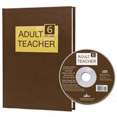 Adult Teacher Vol. 6 Set (2018-2019)