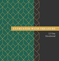 Entrusted with Treasure Devotional