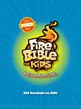Fire Bible for Kids Devotional Hardcover