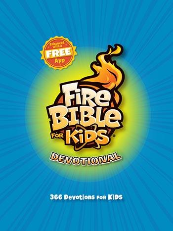 FireBible for Kids Devotional | My Healthy Church®