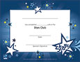 Mpact® Stars Certificate of Completion