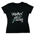Girls Ministries T-Shirt, Ladies Small