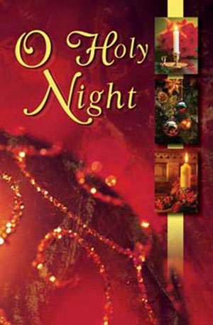 O holy night christmas bulletin my healthy church for O holy night decorations