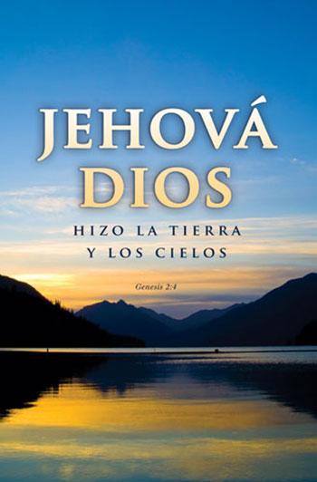 boletines  jehov u00e1 dios hizo la tierra y los cielos