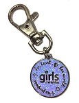 Girls Ministries Charm