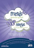 Friends Sponsor Guide CD-ROM, Bilingual (revised & updated)