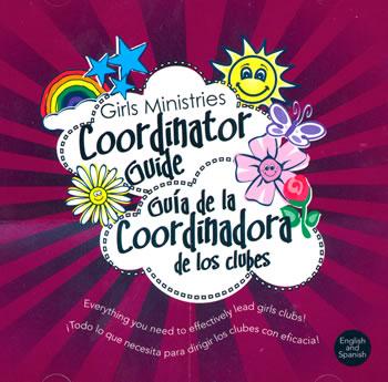 Girls Club Coordinator's Guide CD-ROM, Bilingual | My ...