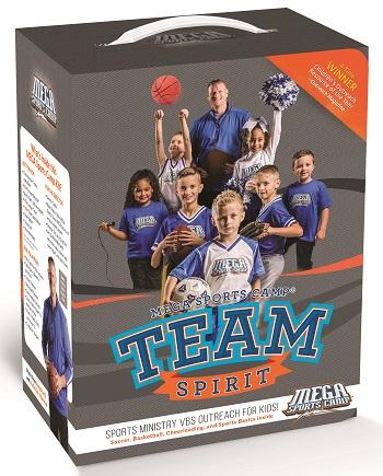 Mega Sports Camp Team Spirit Starter Kit My Healthy Church