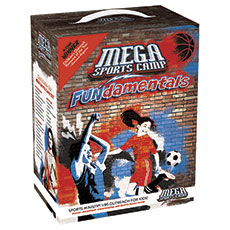 MEGA Sports Camp® FUNdamentals Starter Kit
