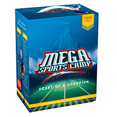 MEGA Sports Camp® HEART of a Champion Core Kit